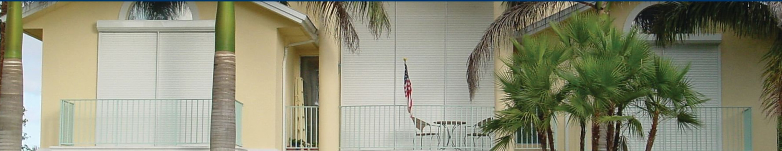HURRICANE PRODUCTS|Roll Shutter Systems